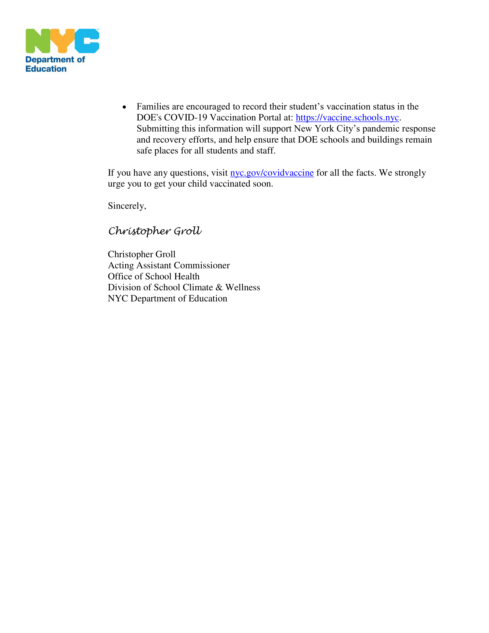 Vaccine Family Letter with Consent Form-2