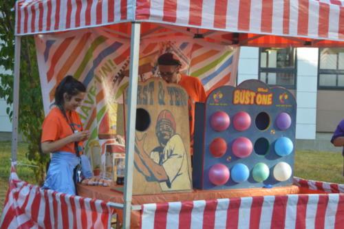 Baloon games